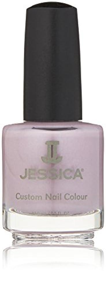 逸脱滴下罹患率Jessica Nail Lacquer - Lilac Pearl - 15ml / 0.5oz