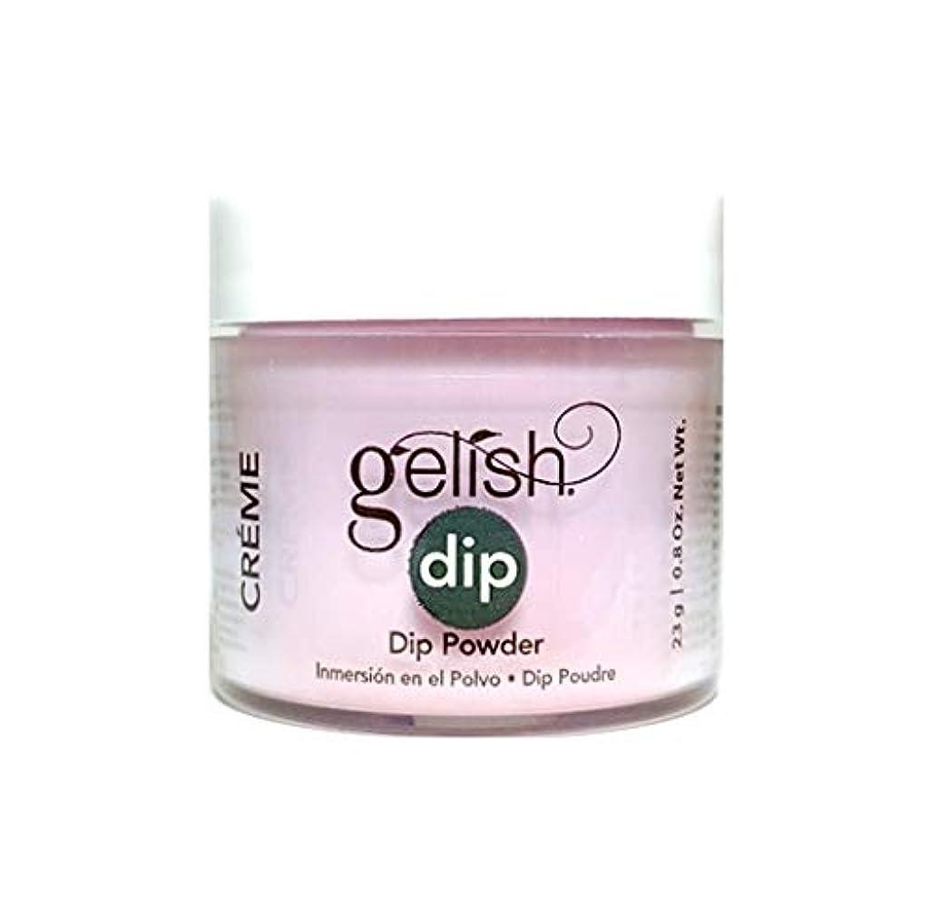 ファイバステープル思い出すHarmony Gelish - Dip Powder - It's A Lily - 23g / 0.8oz