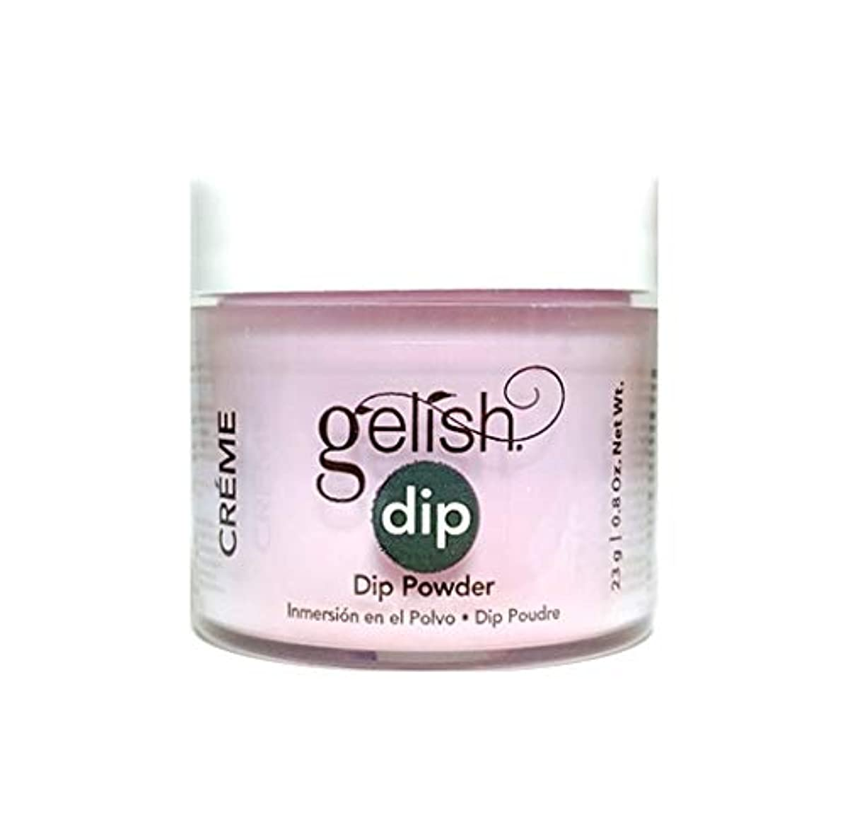勝利した不愉快にレオナルドダHarmony Gelish - Dip Powder - It's A Lily - 23g / 0.8oz