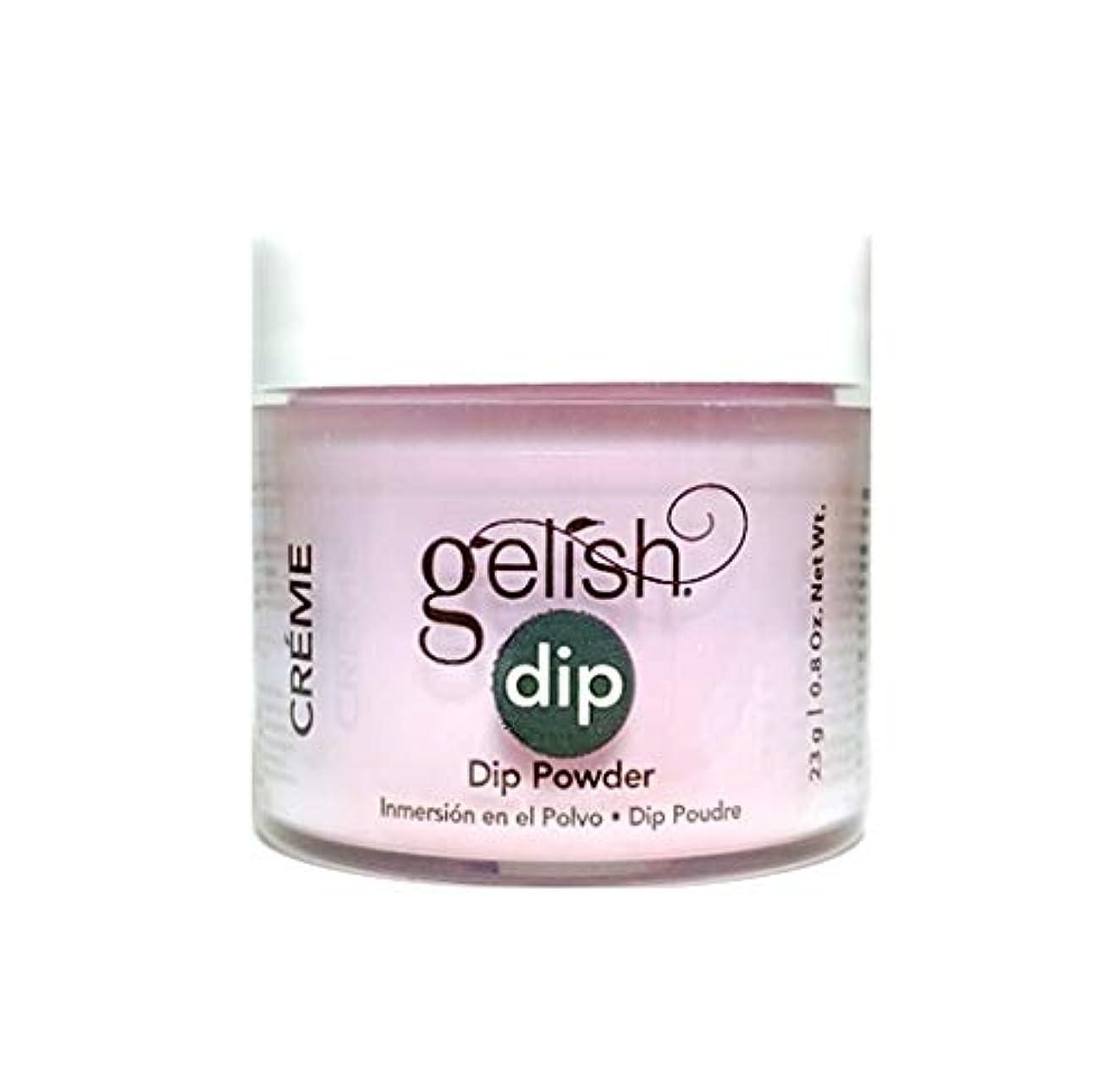 シエスタスリチンモイ襟Harmony Gelish - Dip Powder - It's A Lily - 23g / 0.8oz