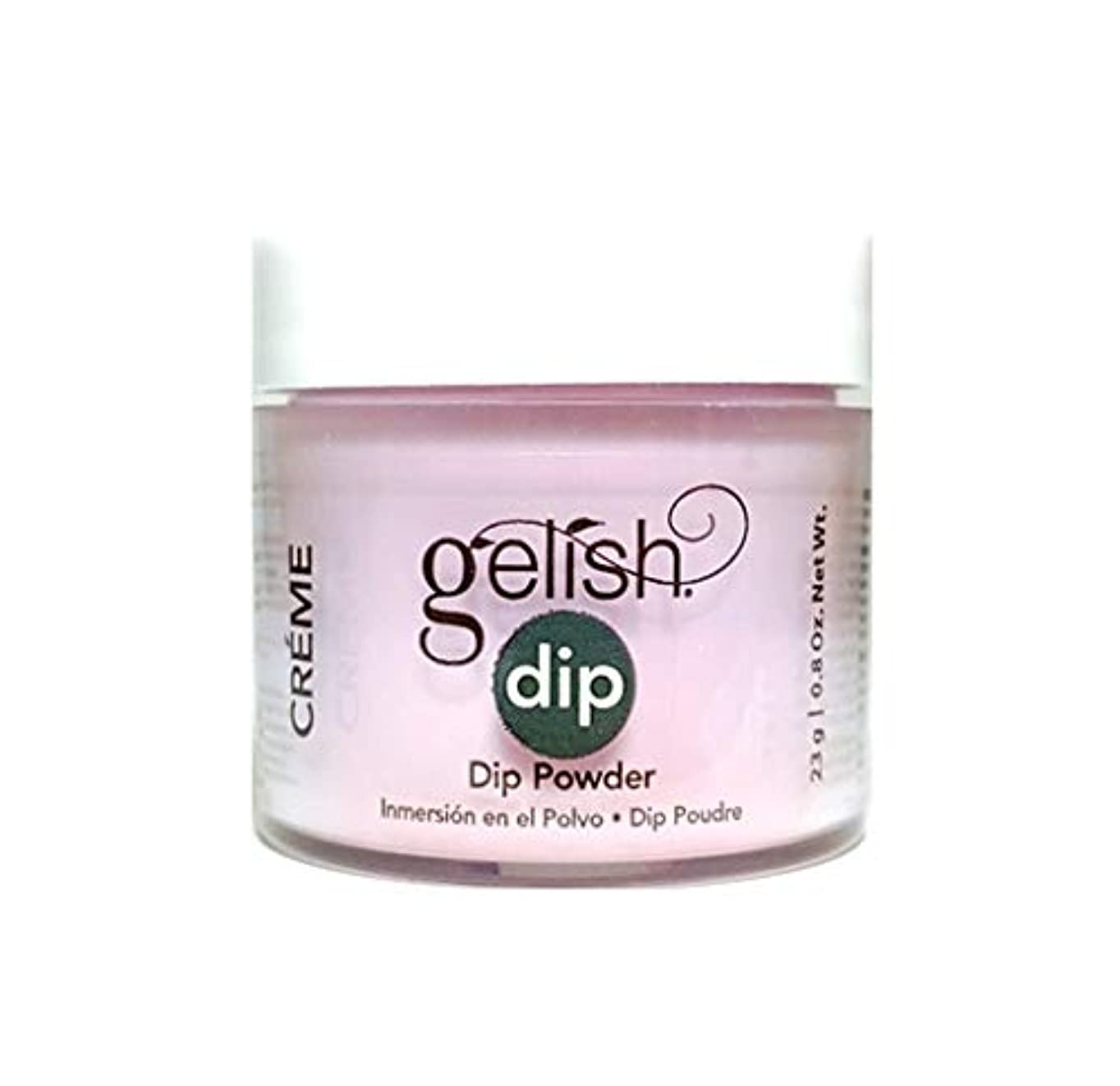 社会ただやる知覚できるHarmony Gelish - Dip Powder - It's A Lily - 23g / 0.8oz
