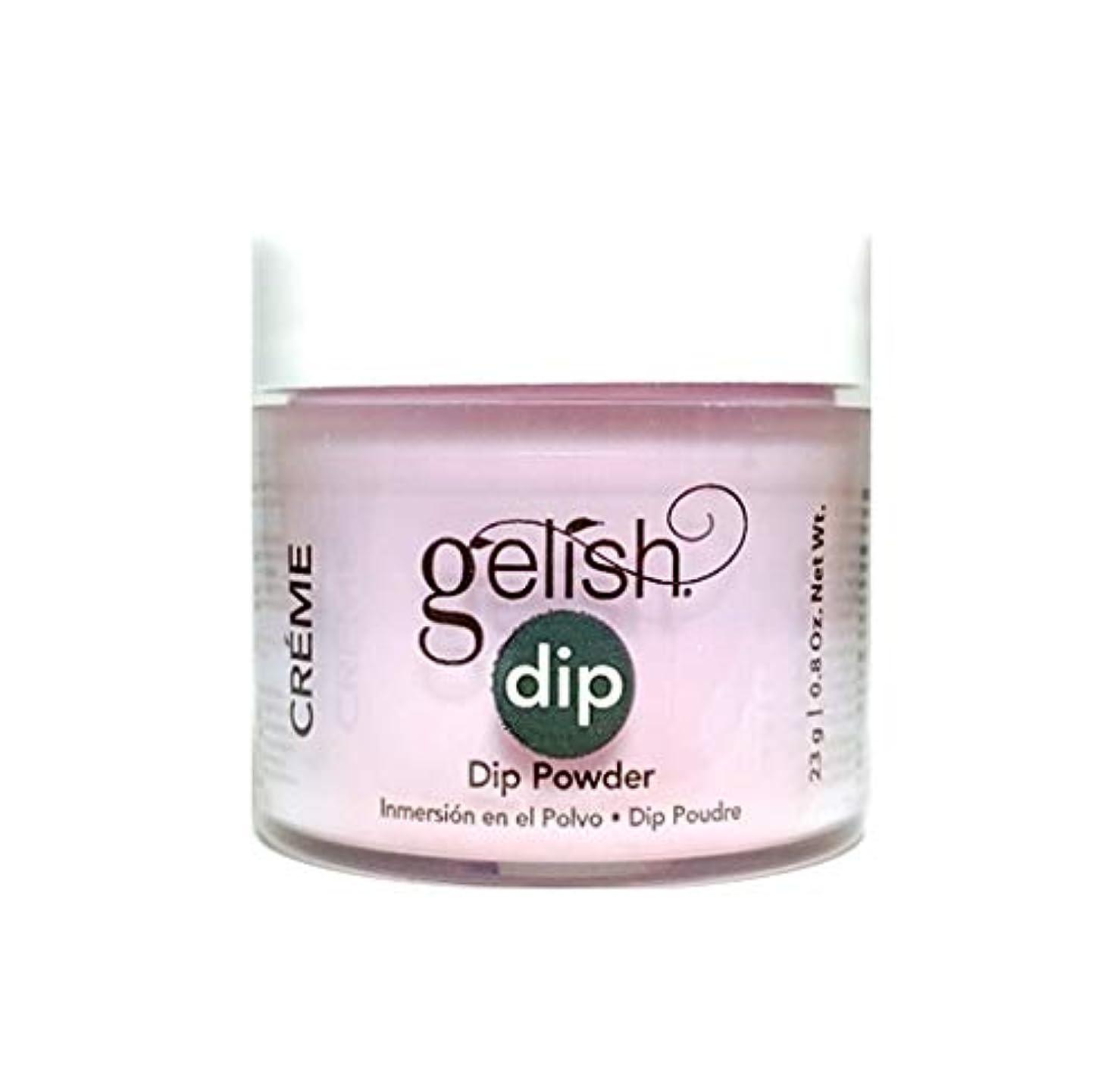 退院不快なアルバムHarmony Gelish - Dip Powder - It's A Lily - 23g / 0.8oz