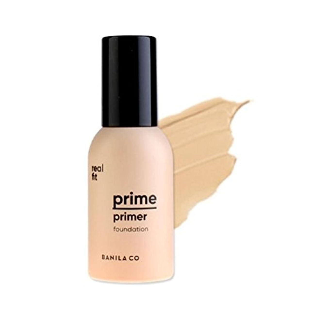 収益八異邦人[Renewal] BANILA CO Prime Primer Fitting Foundation 30ml/バニラコ プライム プライマー フィッティング ファンデーション 30ml (#BE15) [並行輸入品]
