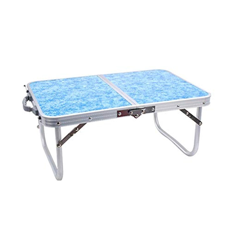 Lclock(エルシーロック) 折りたたみテーブル アルミ製 折れ脚 折りたたみ式 アウトドア キャンプ ローテーブル ちゃぶ台 折り畳みテーブル 軽量 耐荷重