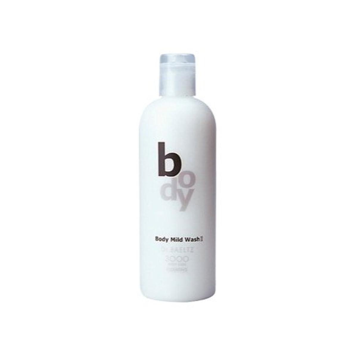 過激派風味蒸気ドクターベルツ(Dr.BAELTZ) 薬用ボディマイルドウオッシュII 400ml(医薬部外品 全身洗浄料)