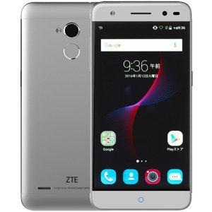 ZTE SIMフリースマートフォン ZTE Blade V7 Lite シルバー BLADE V7 LITE SV