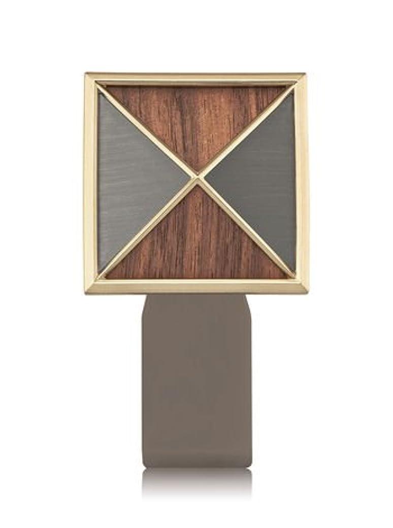上に築きます副産物パーク【Bath&Body Works/バス&ボディワークス】 ルームフレグランス プラグインスターター (本体のみ) テクスチャーシールド Wallflowers Fragrance Plug Textured Shield...