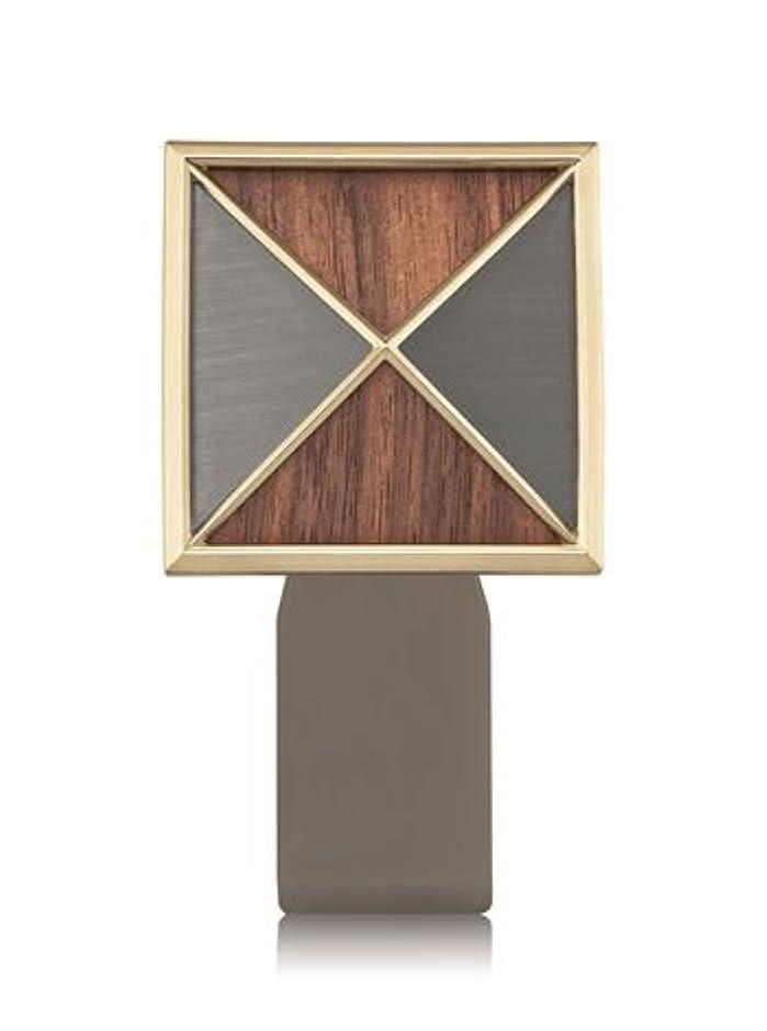 気づく著名なトラップ【Bath&Body Works/バス&ボディワークス】 ルームフレグランス プラグインスターター (本体のみ) テクスチャーシールド Wallflowers Fragrance Plug Textured Shield...