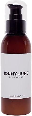 JONNY+JUNE Original Balm 125ml - Paraben Free, Vegan Friendly, Cruelty Free, Certified Organic Ingredients and Australian Ma