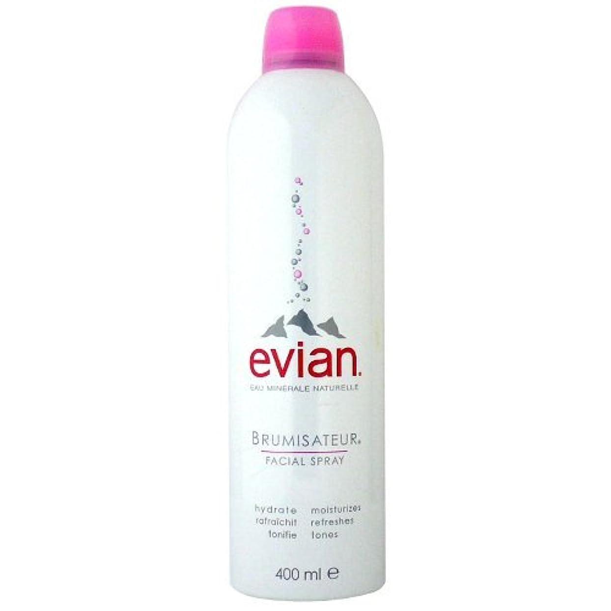 小さい残酷な終わらせるエビアン(evian) ブルミザトワール (化粧水) 400ml[並行輸入品]