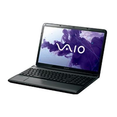 SONY VAIO Eシリーズ SVE1511AGJB 【Corei5/4GB/320GB/MULTI/Win10/ブラック】