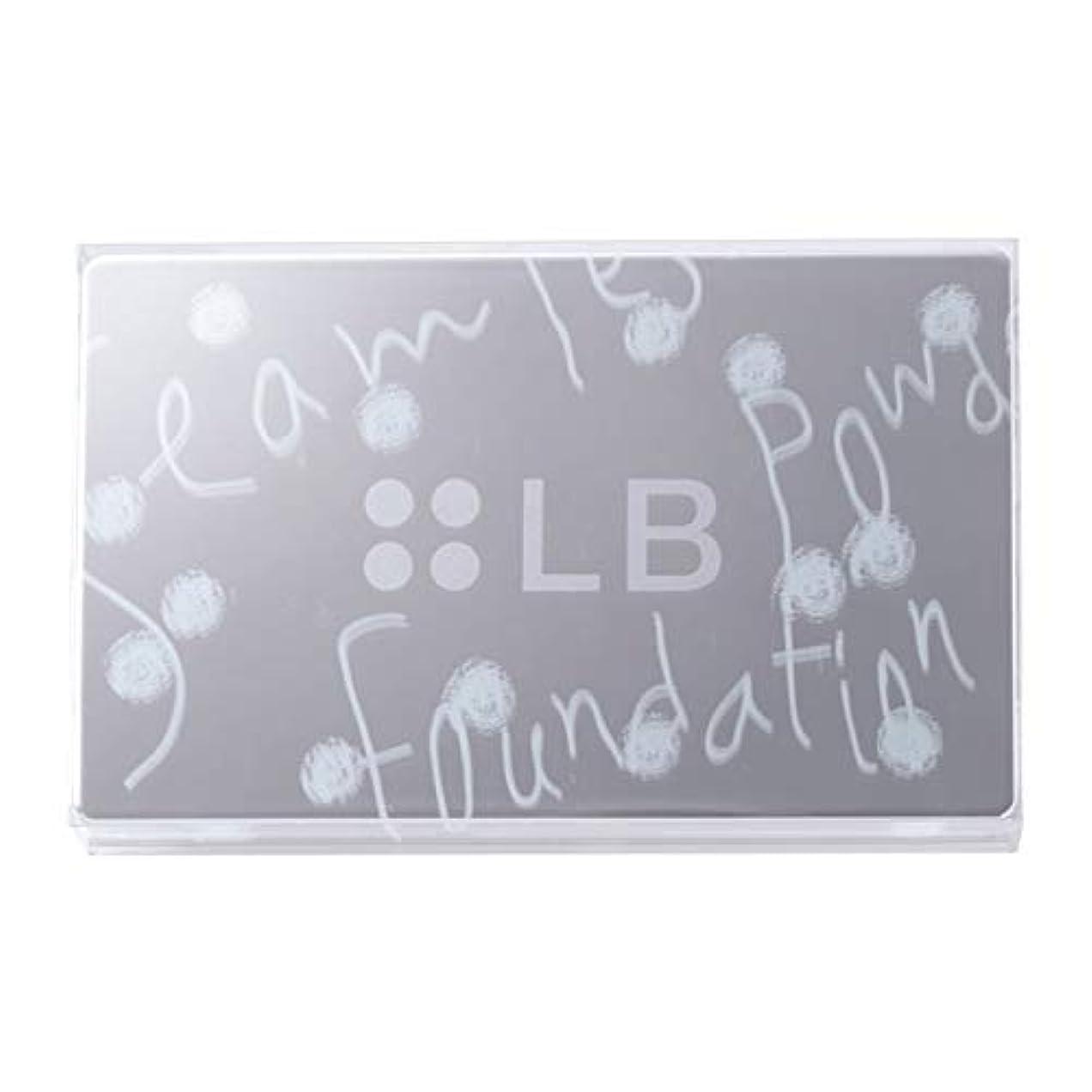 特異な非公式休憩LB シームレスパウダーファンデーション ケース