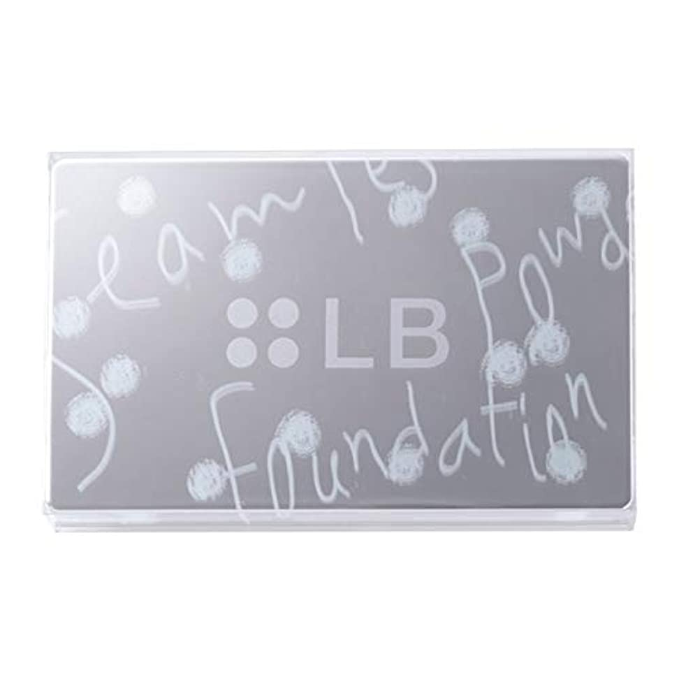 サドル水平小さなLB シームレスパウダーファンデーション ケース