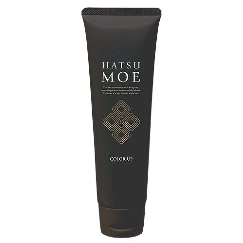 髪萌 カラーアップ ナチュラルブラウン ヘアカラートリートメント 白髪染め 女性 男性 天然植物由来成分使用