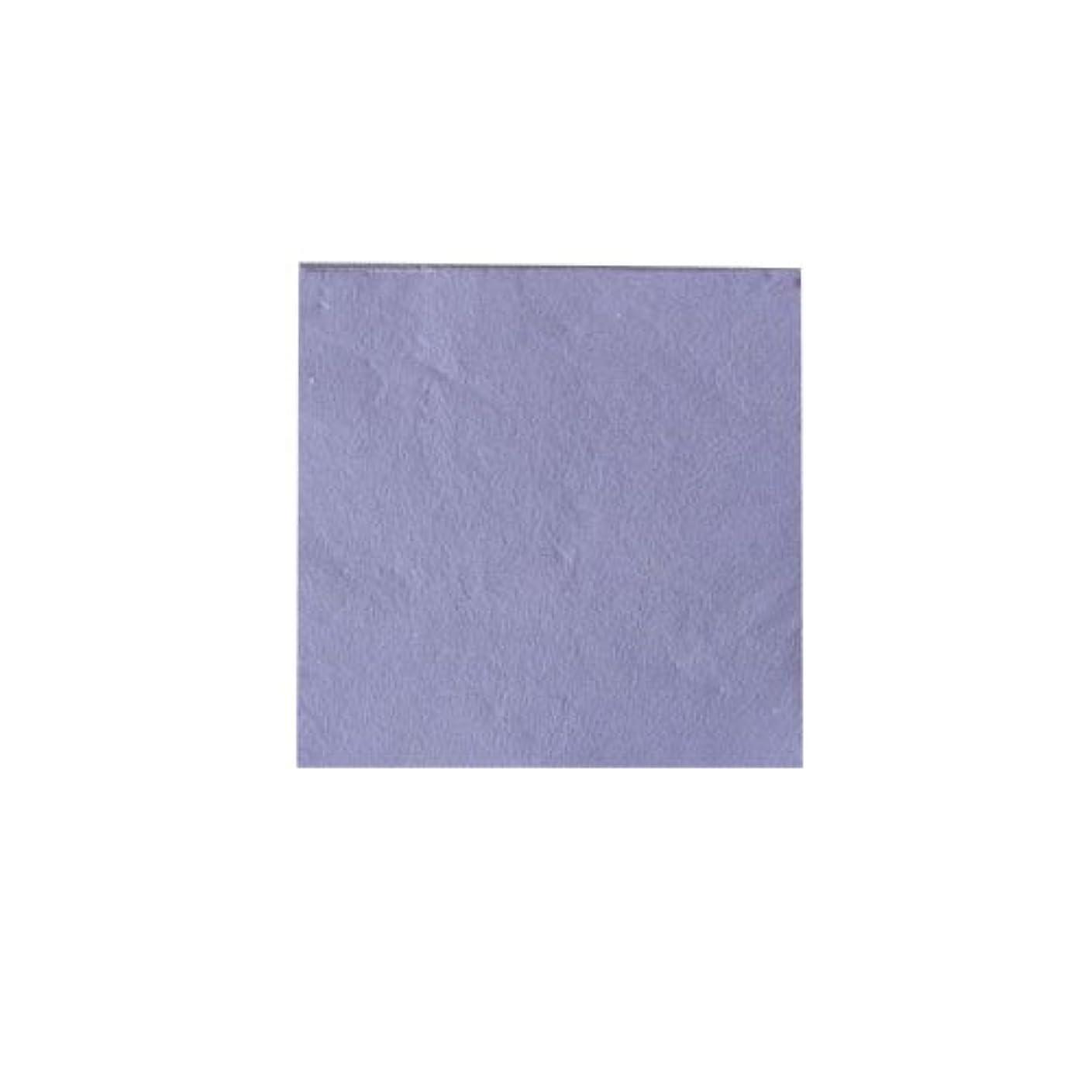 かんたん地質学手順ピカエース ネイル用パウダー パステル銀箔 #646 パステルラベンダー 3.5㎜角×5枚