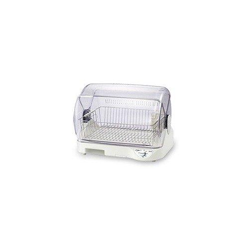 タイガー 食器乾燥器(ホワイト)TIGER サラピッカ 温風式 DHG-T400