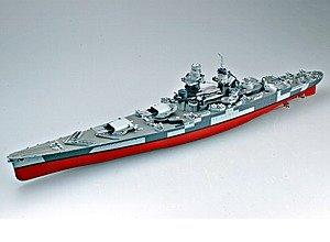 1/350 フランス海軍戦艦 リシュリュー 1943