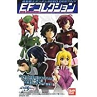 Candy Mobile Suit Gundam SEED DESTINY EF Collection full set of 5