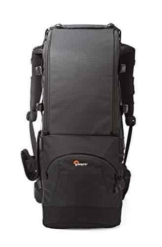 Lowepro 望遠レンズ対応 カメラリュック レンズトレッカー 600 AW 3 26.8L ブラック 367762