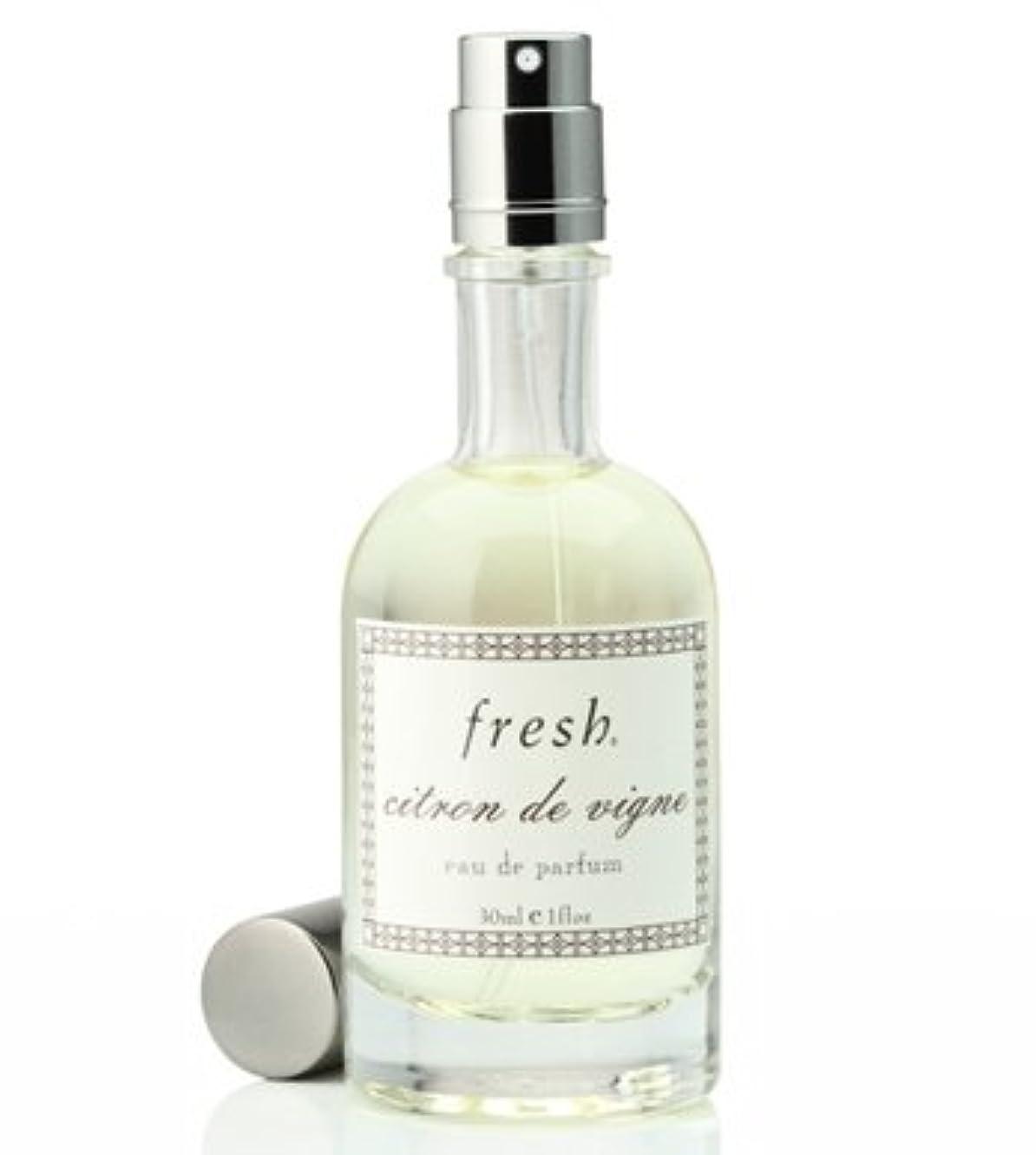 噴火テーブル憤るFresh CITRON DE VIGNE (フレッシュ シトロンデヴァイン) 1.0 oz (30ml) EDP Spray by Fresh for Women