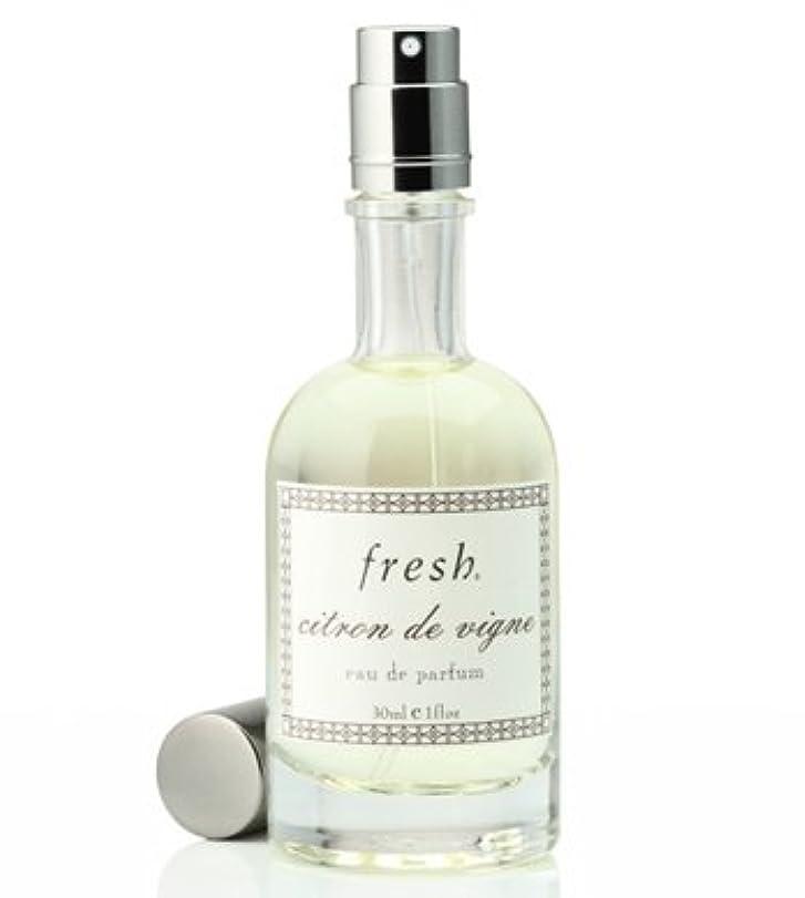 バルブ拳意志に反するFresh CITRON DE VIGNE (フレッシュ シトロンデヴァイン) 1.0 oz (30ml) EDP Spray by Fresh for Women