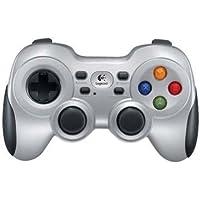 ロジクール ワイヤレスゲームパッド F710