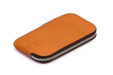Bellroy レザ ー Phone Pocket ウォレット Caramel