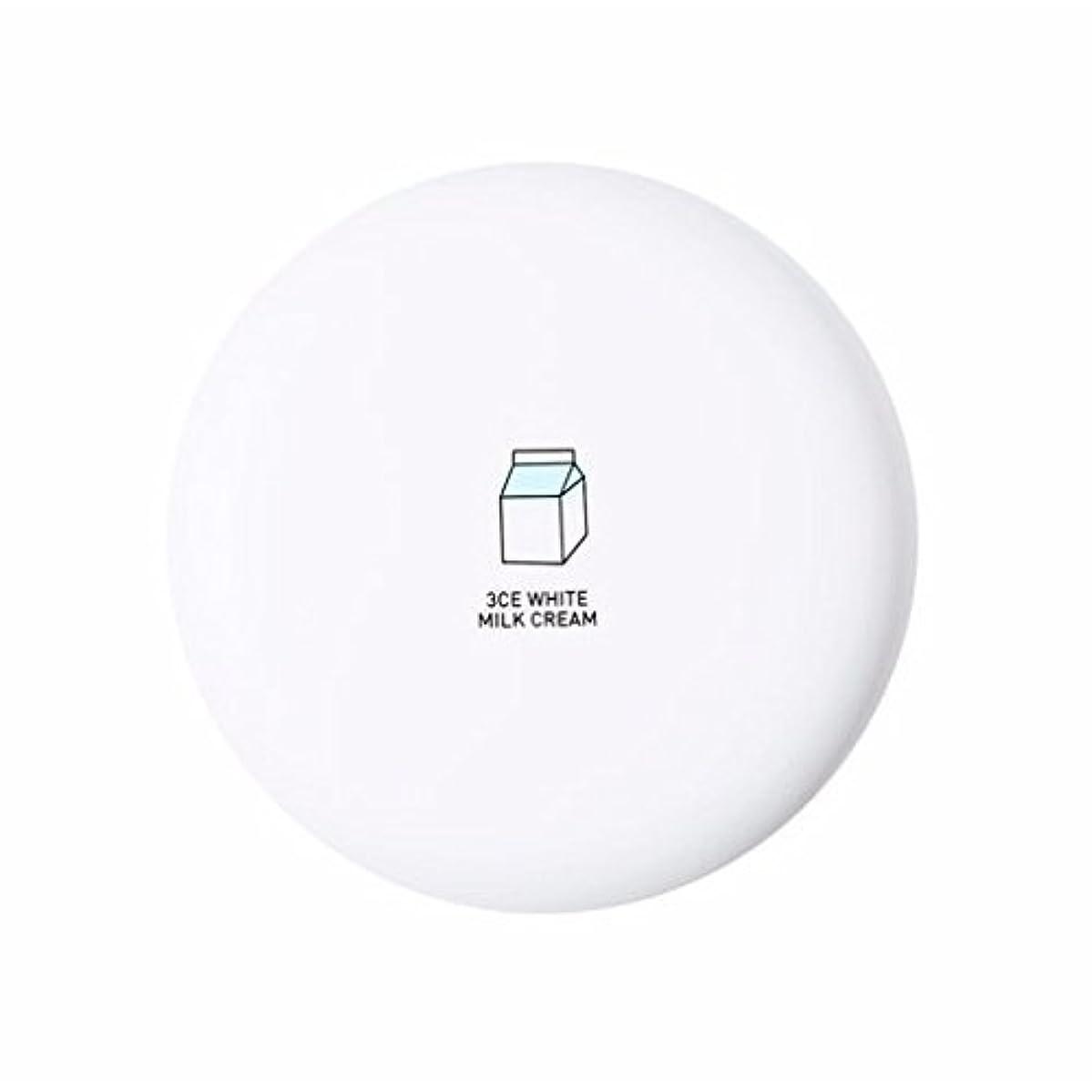 豚情報海峡ひもスタイルナンダ  3CEホワイトミルククリーム 50ml [並行輸入品] / Style Nanda 3CE White Milk Cream 50ml (1.69fl.oz.)
