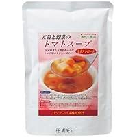 五穀と野菜のトマトスープ×10個                          JAN:4905903000057
