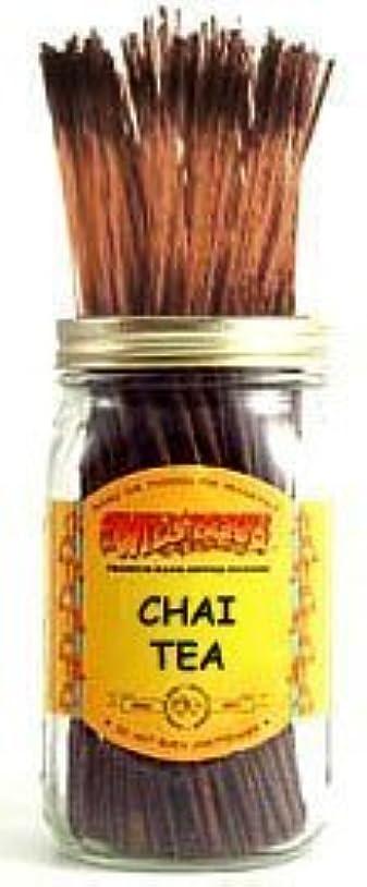 禁輸ヒューバートハドソン若さChai Tea – Wildberry Incense 100 ~ 11