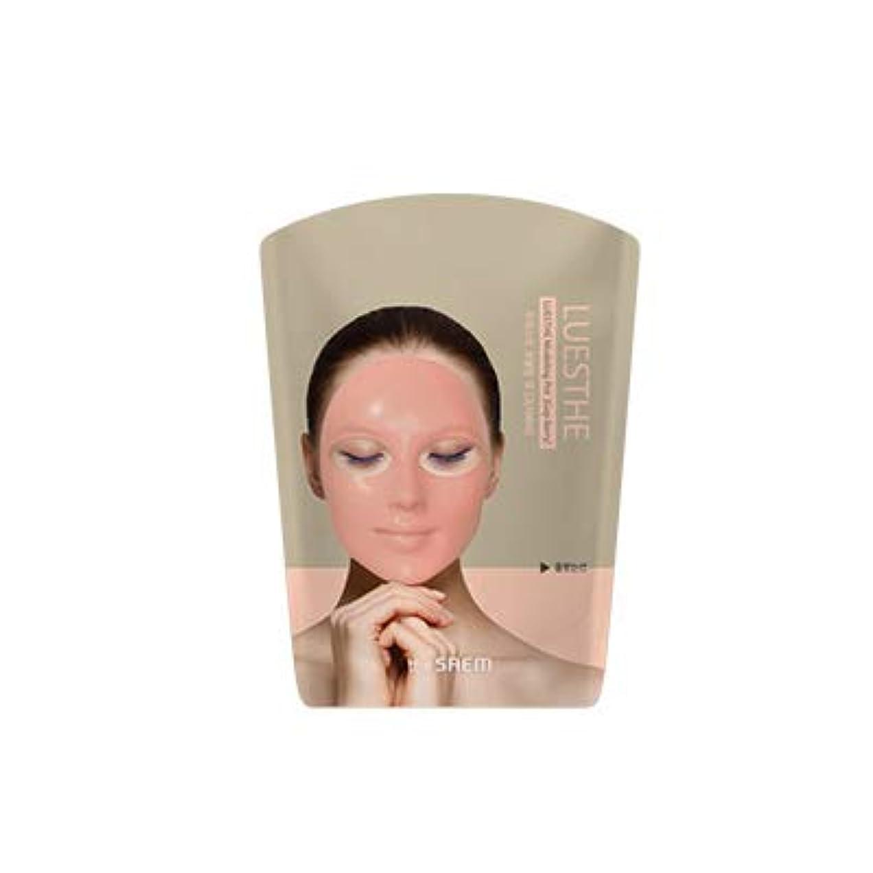 静的受粉する威信【The Saem】ザセム ルエステ モデリング パット/Luesthe Modeling Pot/韓国コスメ (ゴジベリー)