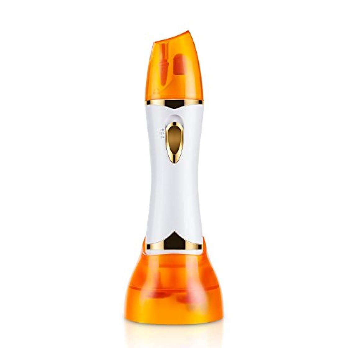 進むのためこねるY&S 電動ネイルケア 甘皮処理 甘皮ケア 9種類機能付き 爪磨き
