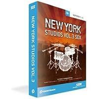 ◆TOONTRACK SDX NEW YORK STUDIO LEGACY SERIES VOL.3◆SUPERIOR2専用拡張音源◆並行輸入品◆