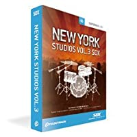 ◆TOONTRACK SDX NEW YORK STUDIO LEGACY SERIES VOL.3◆SUPERIOR2専用拡張音源◆並行輸入品◆