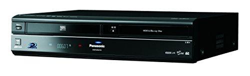 パナソニック 320GB 1チューナー ブルーレイレコーダー VHSビデオ一体型 ブラック DIGA DMR-BR670V-K