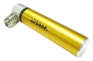 air bone(エアボーン) スーパーミニポンプ ゴールド