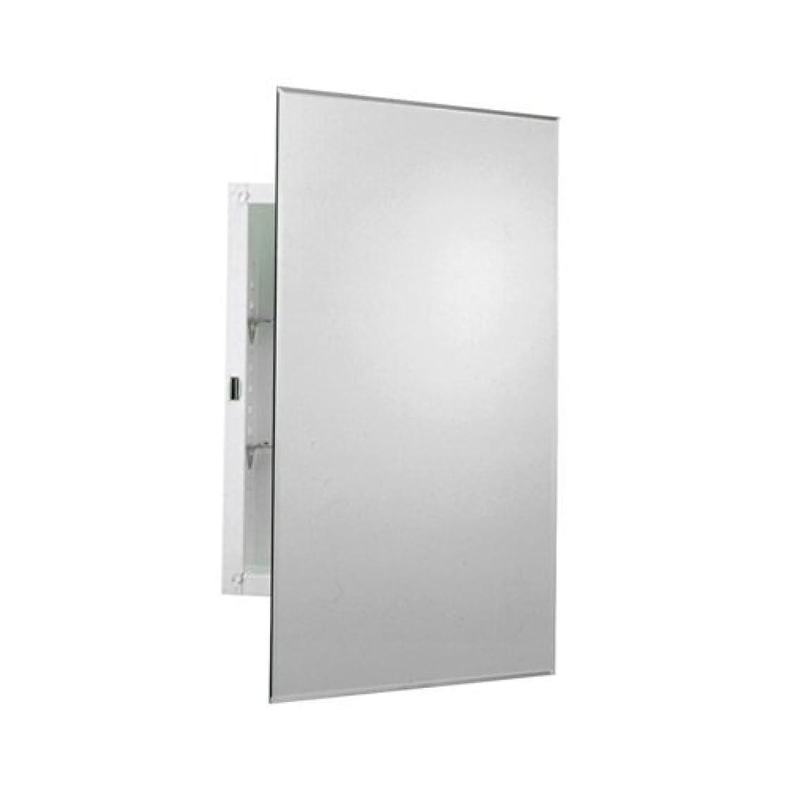 追記帽子入力Zenith EMM1027, Prism Beveled Medicine Cabinet, Frameless