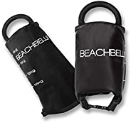 BEACHBELL SINGLE portable kettlebell multi-weight to 16kg / 35 lbs - saves buying multiple weights as one BEAC