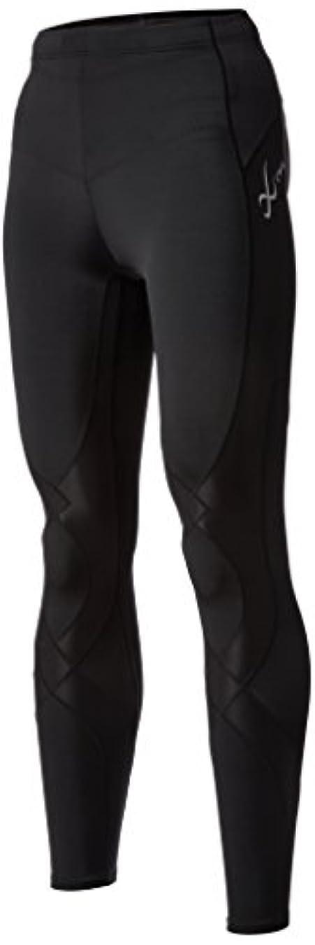 伝導率シャベルハイキングに行く[シーダブリューエックス] スポーツタイツ スタビライクスモデル (ロング丈) 吸汗速乾 UVカット レディース HZY149