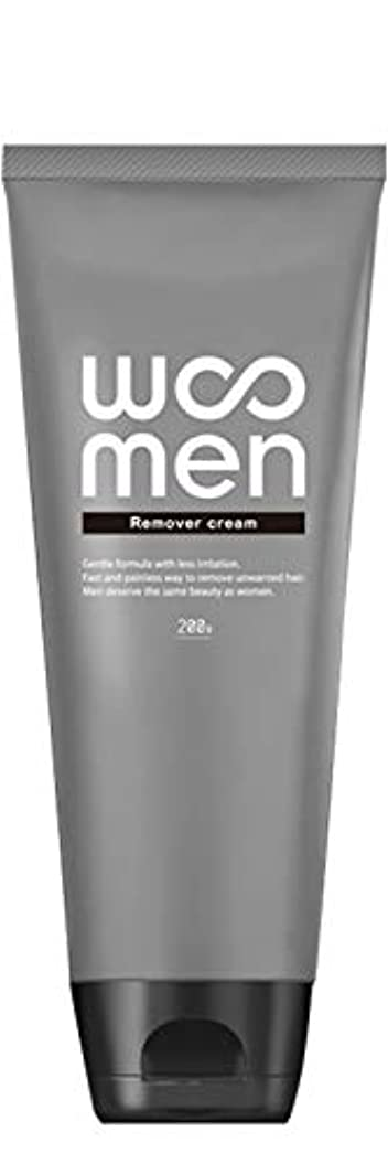 医薬品いっぱい対応する医薬部外品 除毛クリーム 2in1 薬用 200g メンズ ボディ用 vio WOOMEN(ウーメン)