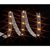 VIZO STARLET 高光度SMD60個搭載 LEDテープ 100cm 連結可能 シャイニングイエロー LED-YL-1000E