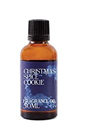 Mystic Moments | Christmas Spice Cookie Fragrance Oil - 50ml