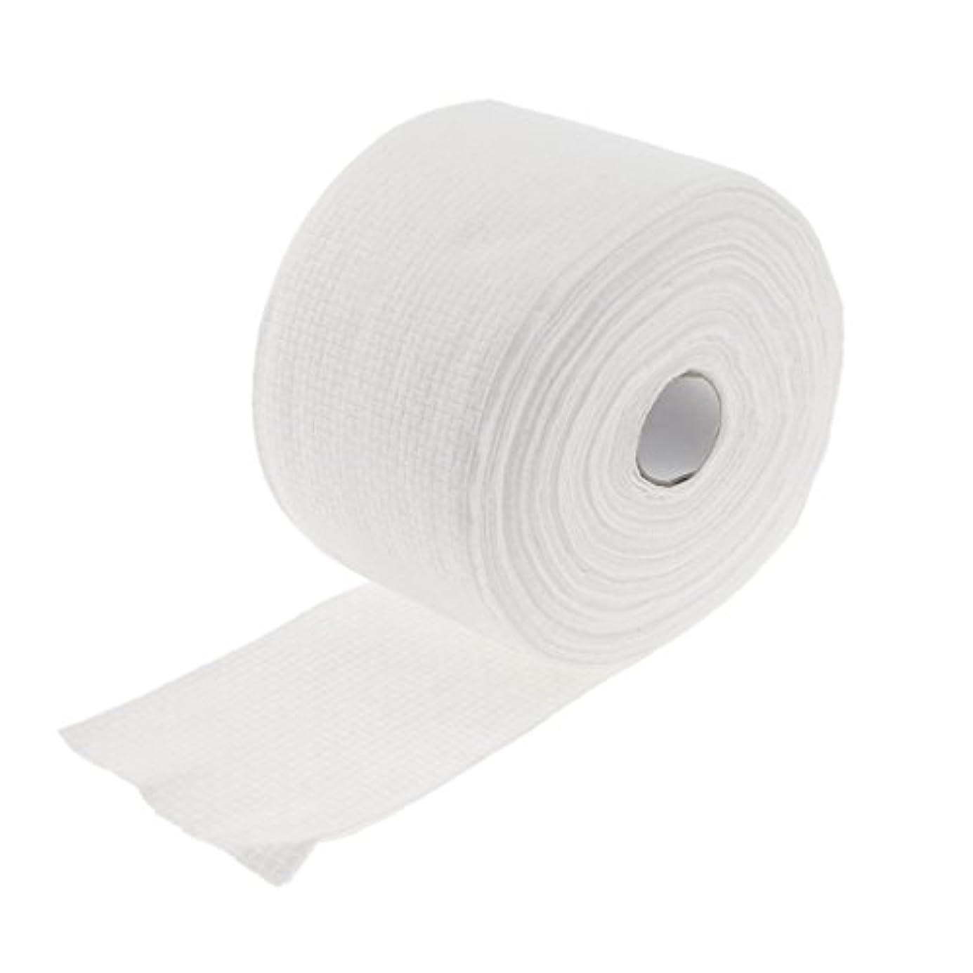 ブロンズ宣教師農学Kesoto ロール式 使い捨て 洗顔タオル 使い捨てタオル 30M コットン 繊維 メイクリムーバー 2タイプ選べる - #1