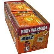 HotHands粘着ボディウォーマー、40ct by HeatMax