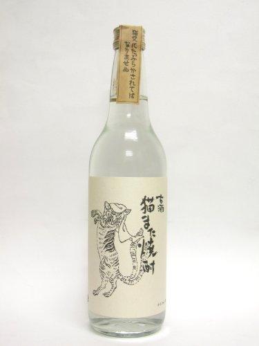 【米焼酎】古酒 猫また焼酎 600ml
