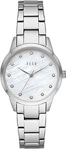[エル] 腕時計 ELL25001 レディース 正規輸入品 シルバー