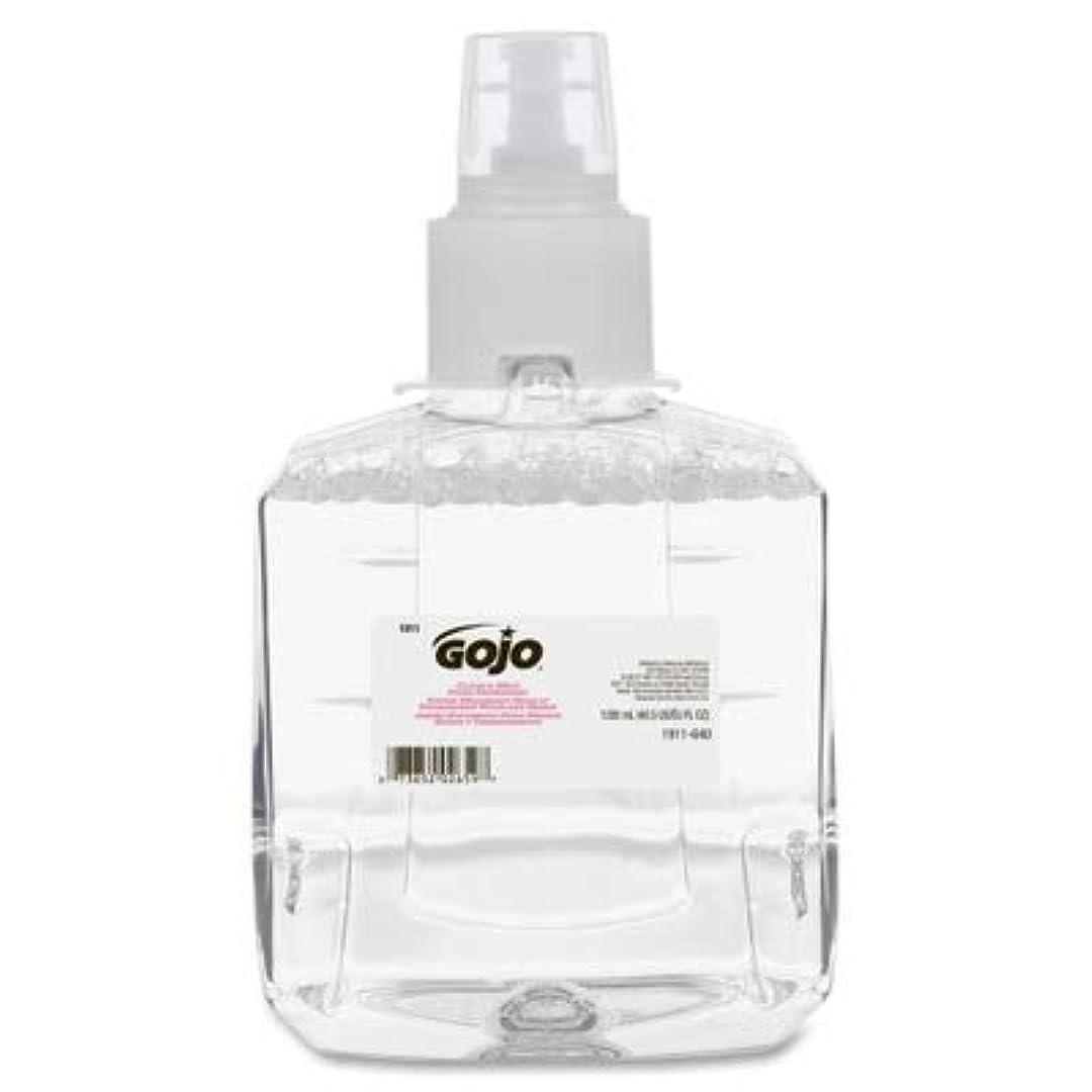 アクセシブルパトロン強要goj191102 – クリアAmp ; Mild Foam手洗い、1200 ml詰め替え、無香