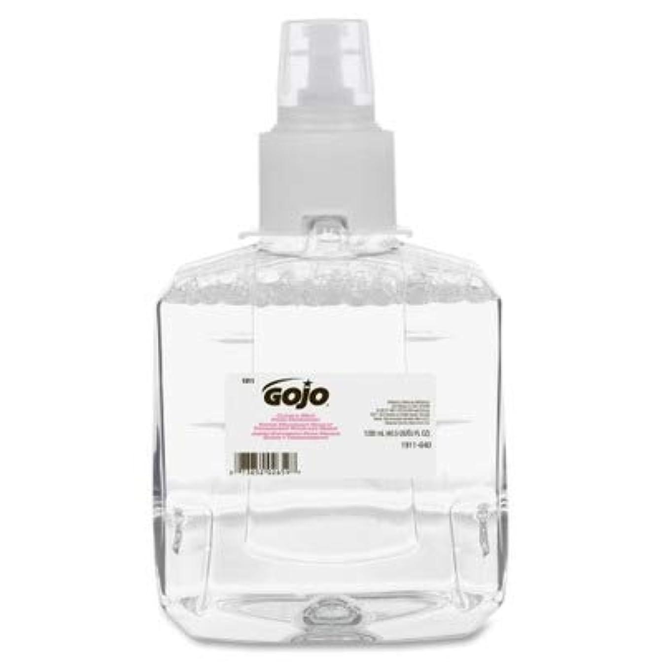 汚す恐怖ホイストgoj191102 – クリアAmp ; Mild Foam手洗い、1200 ml詰め替え、無香