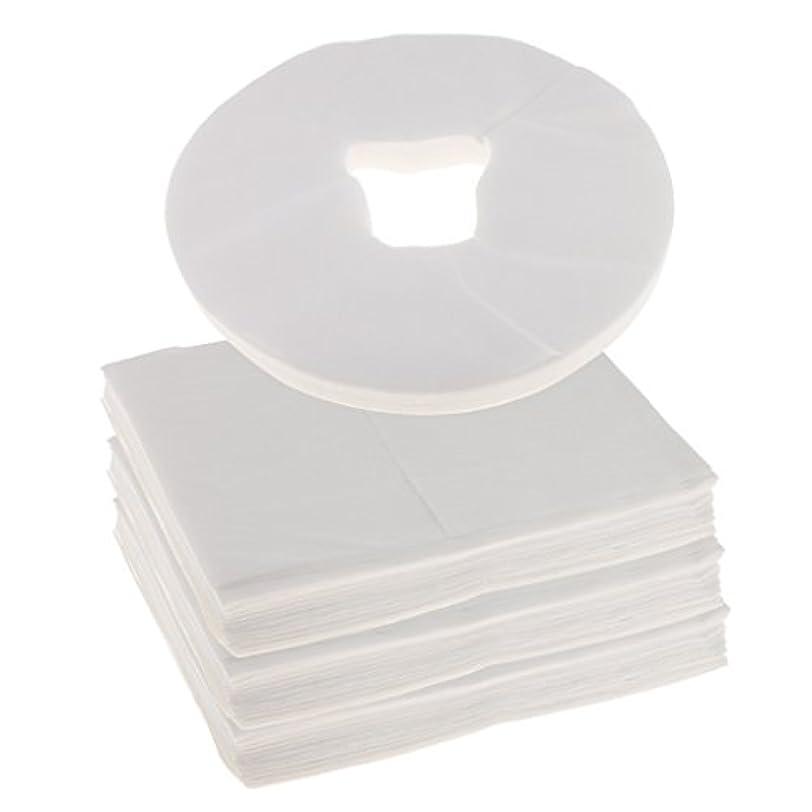 徹底的にメロンテラスBaoblaze 使い捨て フェイスクレードルカバー ピローカバー クッションカバー ベッドシーツ 高品質 便利 スキンケア