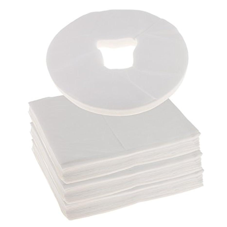 静かなダルセット部門Baoblaze 使い捨て フェイスクレードルカバー ピローカバー クッションカバー ベッドシーツ 高品質 便利 スキンケア